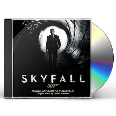 Thomas Newman SKYFALL / Original Soundtrack CD
