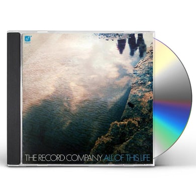 The Record Company ALL OF THIS LIFE CD