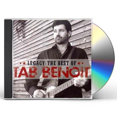 BEST OF TAB BENOIT CD
