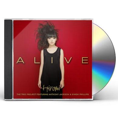 Hiromi ALIVE CD