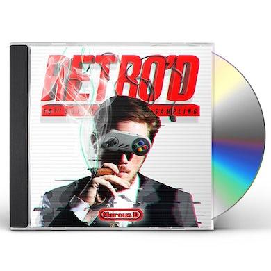 Marcus D RETROD CD
