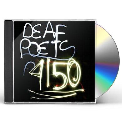Deaf Poets 4150 CD