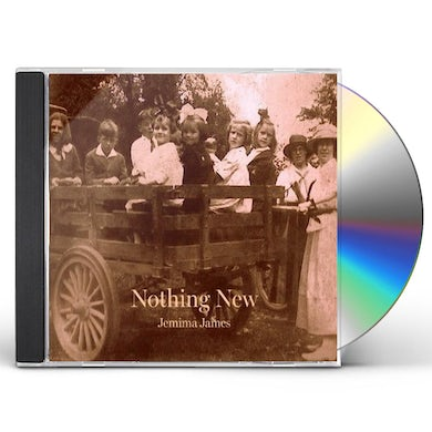 NOTHING NEW CD