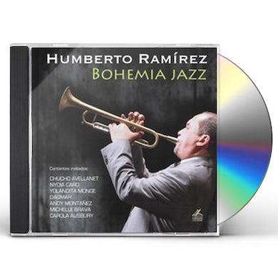 Humberto Ramirez BOHEMIA JAZZ CD