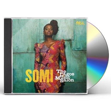 Somi LAGOS MUSIC SALON CD