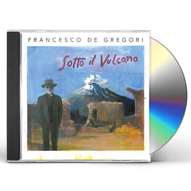 Francesco De Gregori SOTTO IL VULCANO CD