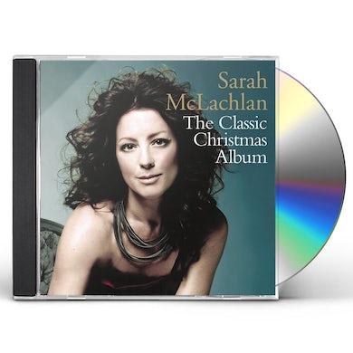 Sarah Mclachlan Classic Christmas Album CD