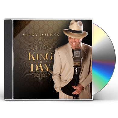 Micky Dolenz KING FOR A DAY CD