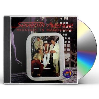MIDNIGHT IN MANHATTAN CD