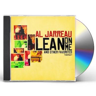 Al Jarreau LEAN ON ME & OTHER FAVORITES CD