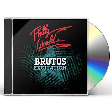 Brutus EXCITATION CD