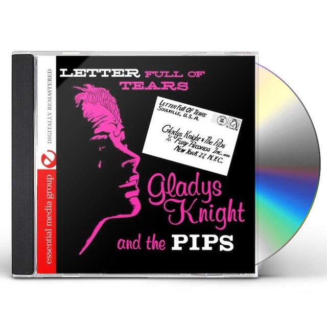 Gladys Knight LETTER FULL OF TEARS CD