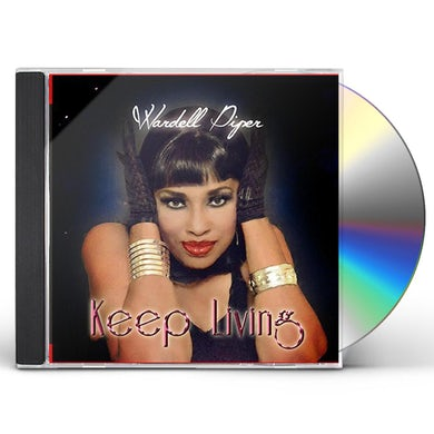 Wardell Piper KEEP LIVING CD