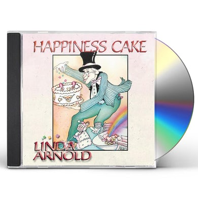 Linda Arnold HAPPINESS CAKE CD
