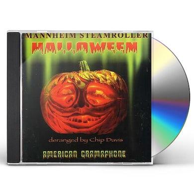 Mannheim Steamroller HALLOWEEN CD