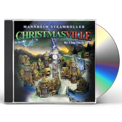 Mannheim Steamroller CHRISTMASVILLE CD
