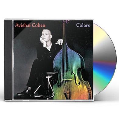 Avishai Cohen COLORS CD
