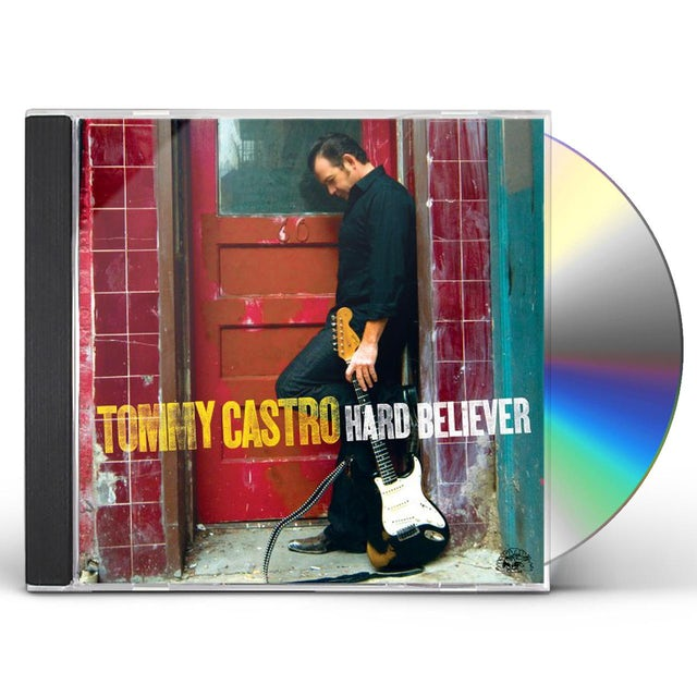 Tommy Castro HARD BELIEVER CD