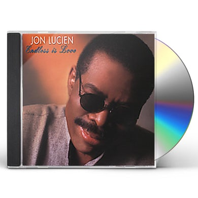 Jon Lucien ENDLESS IS LOVE CD