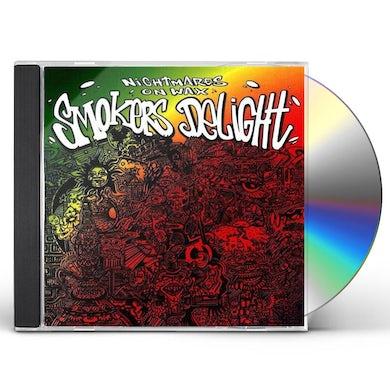 Nightmares On Wax SMOKER'S DELIGHT CD