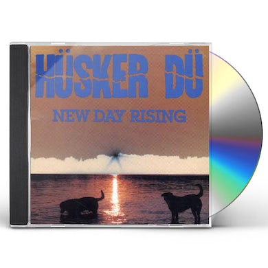 Hüsker Dü NEW DAY RISING CD