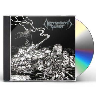 Necronomicon Beast SOWERS OF DISCORD CD
