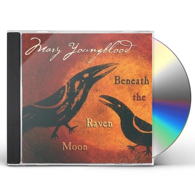 Mary Youngblood BENEATH THE RAVEN MOON CD