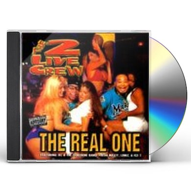2 Live Crew REAL ONE CD