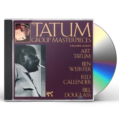 Art Tatum GROUP MASTERPIECES 8 CD