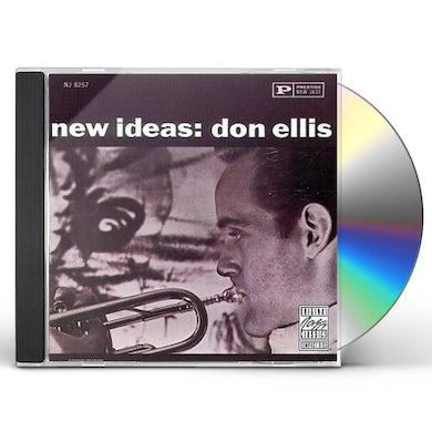 Don Ellis NEW IDEAS CD