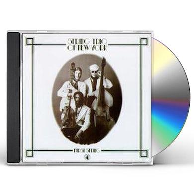 String Trio Of New York FIRST STRING CD