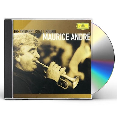 Maurice Andre TRUMPET SHALL SOUND CD