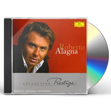 Roberto Alagna COLLECTION PRESTIGE CD