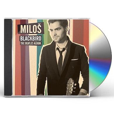Milos Karadaglic BLACKBIRD: THE BEATLES ALBUM CD