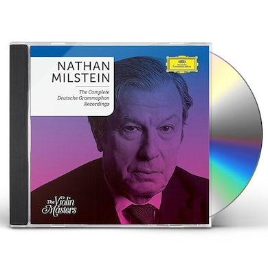 Nathan Milstein COMPLETE DEUTSCHE GRAMMOPHON RECORDING CD