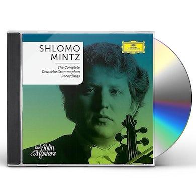 Shlomo Mintz COMPLETE DEUTSCHE GRAMMOPHON RECORDING CD