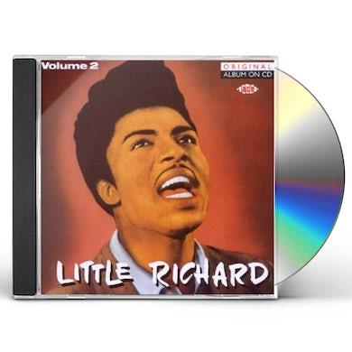 LITTLE RICHARD 2 CD