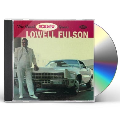 Lowell Fulson FINAL KENT YEARS CD