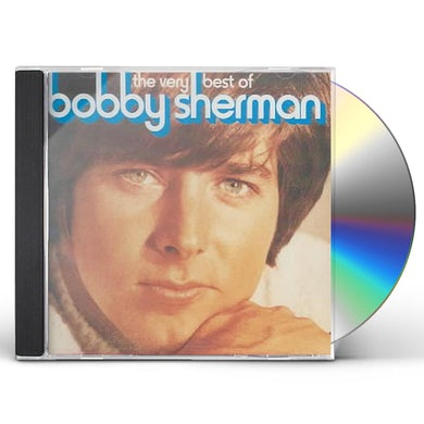 Bobby Sherman VERY BEST OF CD