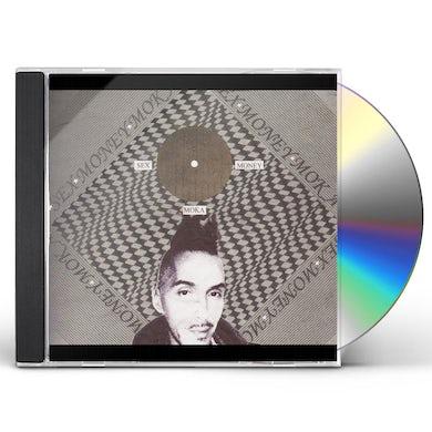 Moka Only SEX MONEY MOKA CD