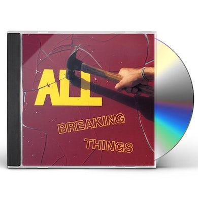 All BREAKING THINGS CD