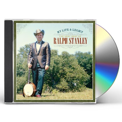 Ralph Stanley MY LIFE & LEGACY: VERY BEST OF RALPH CD