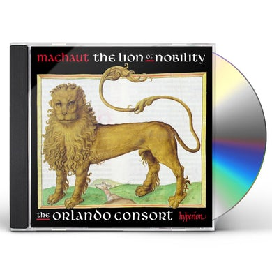 Machaut: The Lion Of Nobility CD