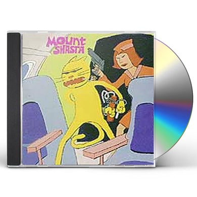 Mount Shasta WHO'S THE HOTTIE CD