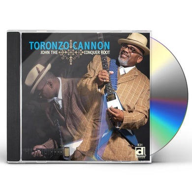 Toronzo Cannon JOHN THE CONQUER ROOT CD
