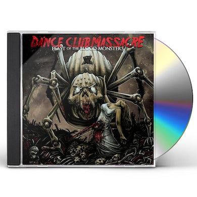 Dance Club Massacre FEAST OF THE BLOOD MONSTERS CD