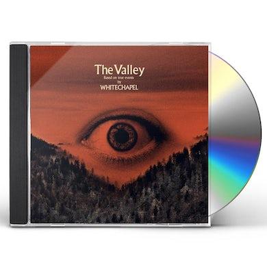 Whitechapel VALLEY CD