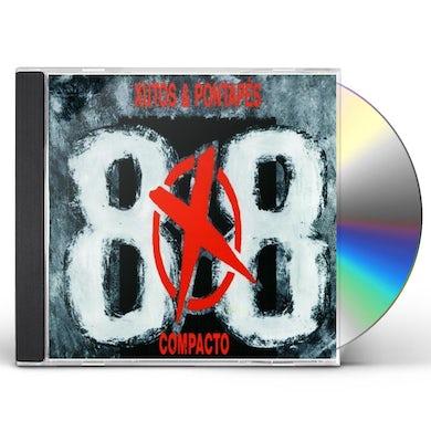 XUTOS & PONTAPES 88 CD