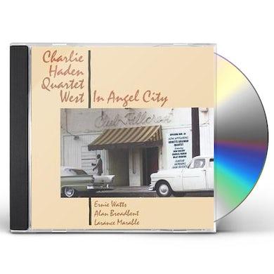 Charlie Haden QUARTET WEST: IN ANGEL CITY - LIVE CD