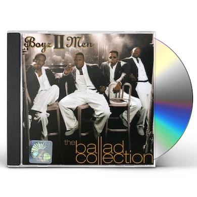 Boyz II Men BALLAD COLLECTION CD